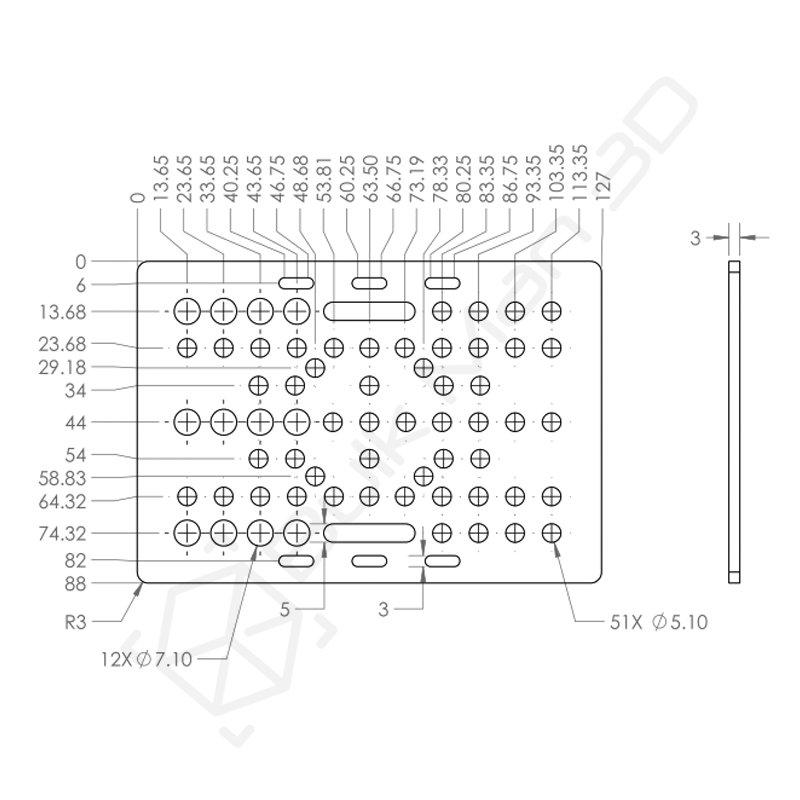 5PCS SI3457BDV-T1-E3 MOSFET P-CH 30V 3.7A 6-TSOP 3457 SI3457