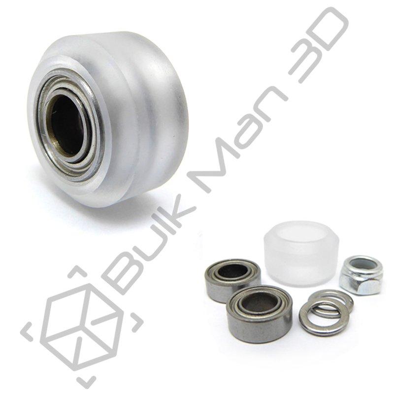 6 In 1 Xtreme Mini V Wheel Kit Bulk Man 3d