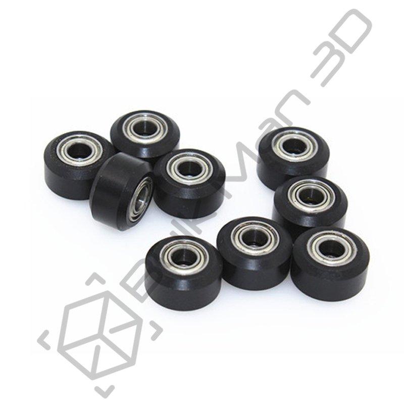 7 In 1 Mini V Wheel Kit Bulk Man 3d