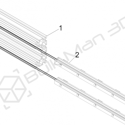 3.2 Attaching the Linear Rail 01