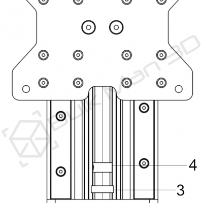 4.6 Inserting Lead Screw 01