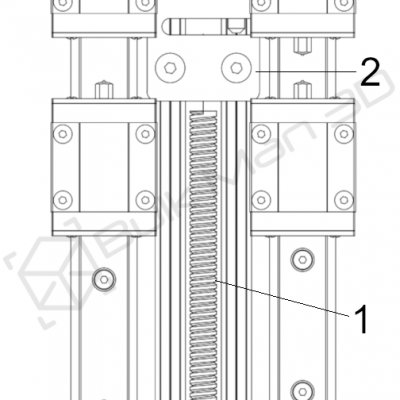 4.6 Inserting Lead Screw 02