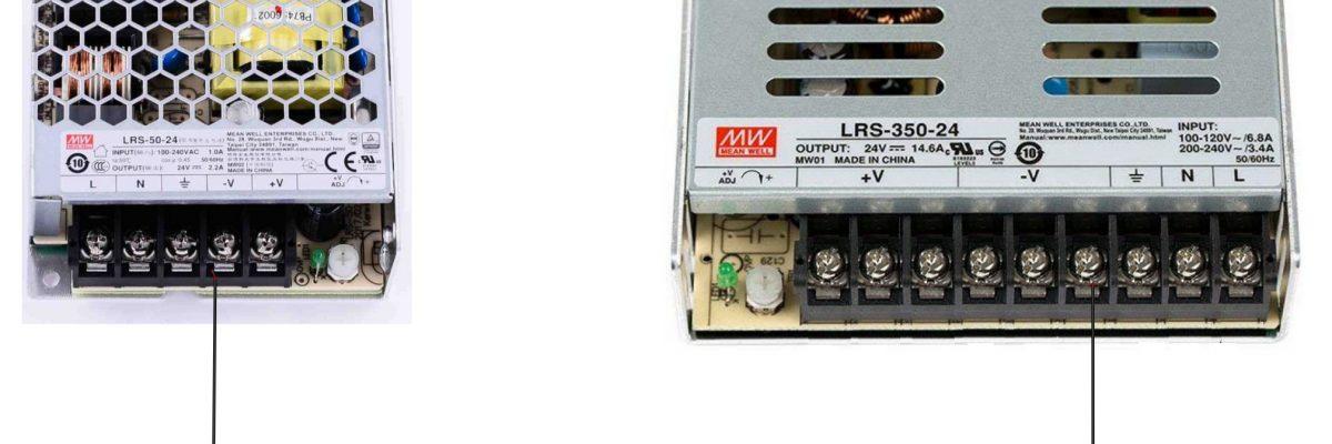 Power Supply 350-50W